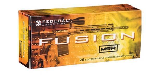 Federal Fusion 6.5 Grendel 120gr x20