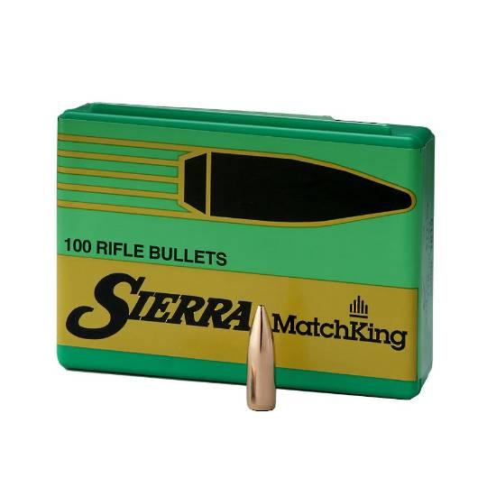 Sierra 30cal 135gr HPBT Match #2123