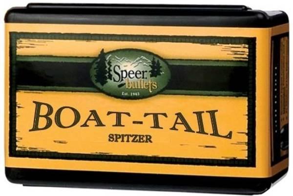 Speer Boat-Tail  270cal 130grain 1458
