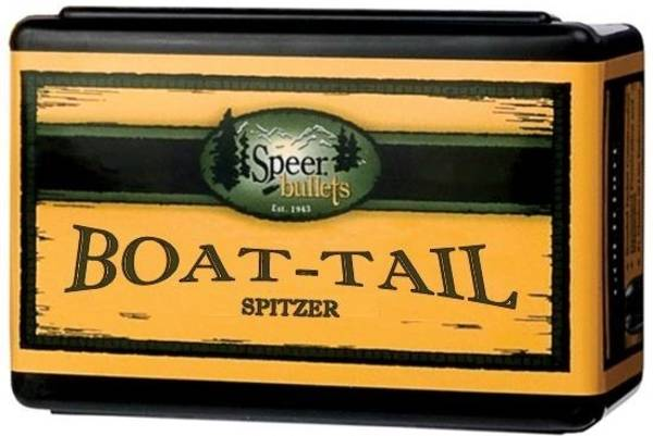 Speer Boat-Tail  338cal 225grain 2406