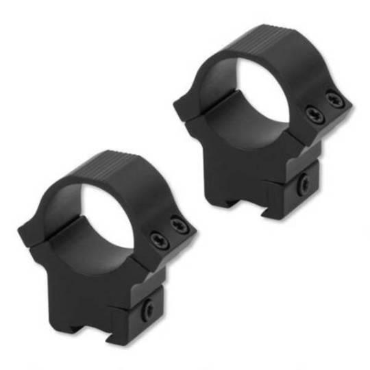 "Sun Optics 1"" Medium Sport Rings 3/8 Dovetail SM754"