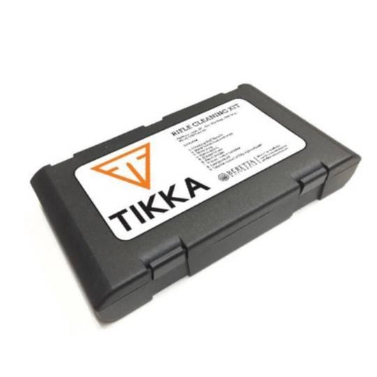 Tikka Cleaning Kit 338/375/38cal