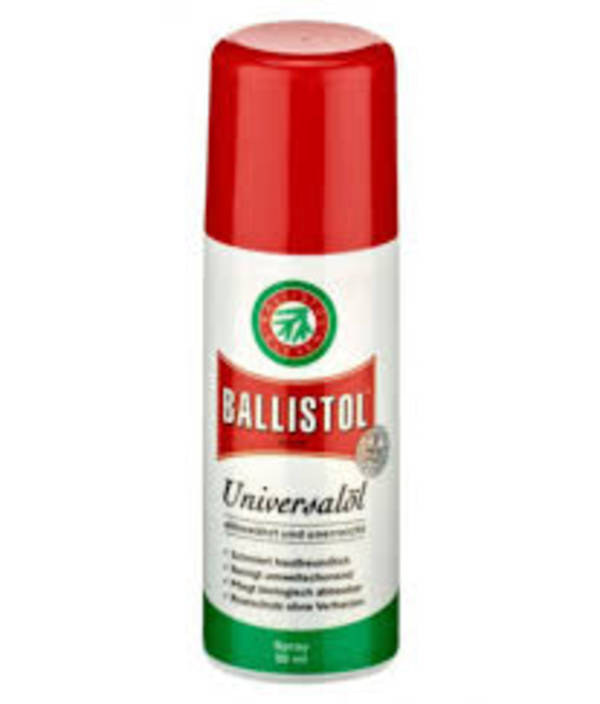 Ballistol Oil 50ml Spray