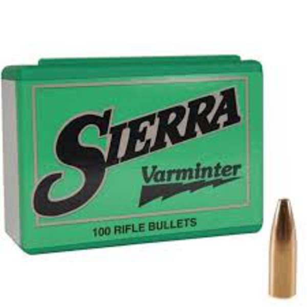Sierra Varminter 6.5mm 85gr HP x100 #1700