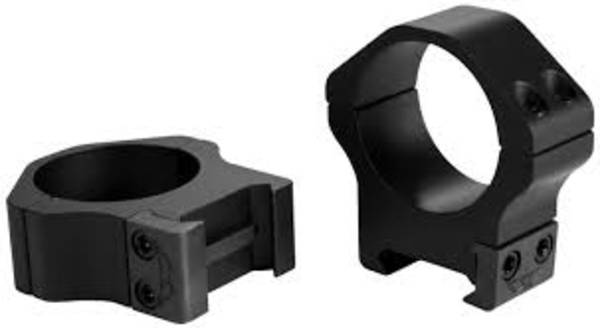 Warne Maxima Horizontal Rings 30mm High #515M