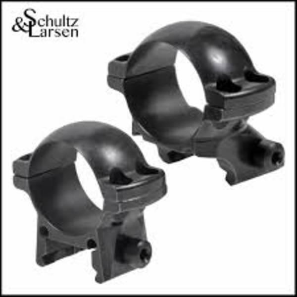 Schultz Larsen 25.4mm Rings