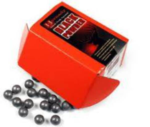 Hornady 44cal Round Balls .454 x100 #6070