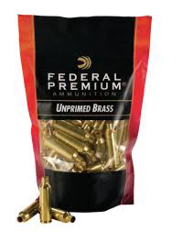 Federal Premium Unprimed Brass 6.5 Creedmoor x50