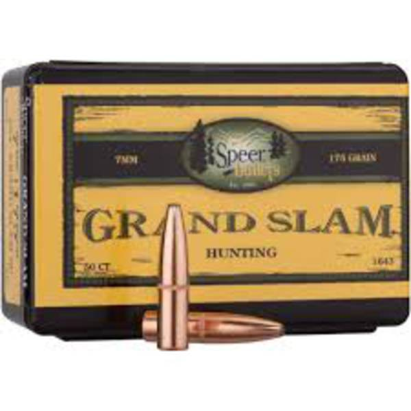 Speer Grand Slam 7mm 175gr SP x50 #1643