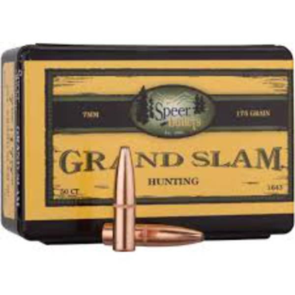 Speer Grand Slam 7mm 175gr SP x50 #1643