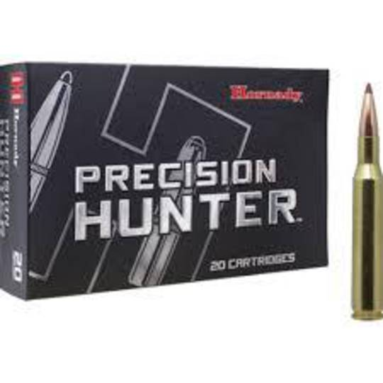 Hornady Precision Hunter 338 Lapua Magnum 270gr ELD-X x20 #82313