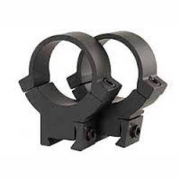 Warne 7.3/.22 Steel Rings 30mm Med #731M
