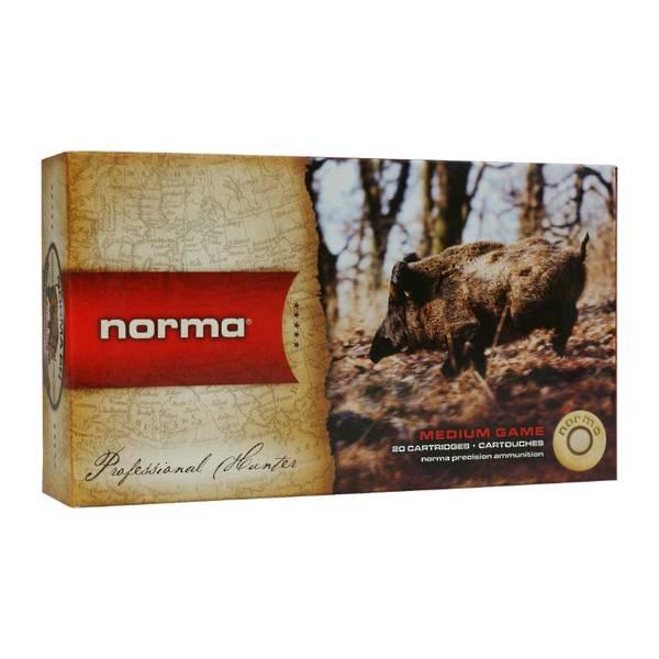 Norma Ammunition 7mmRM 170gr PPDC x20
