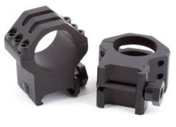 Weaver Tactical 6 Hole 30mm Low Rings 48355