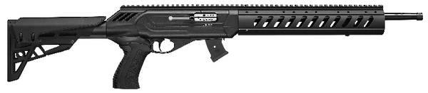 CZ512 Tactical 22WMR