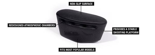 Limbsaver Airtech Slip On Recoil Pad Large Black 10552