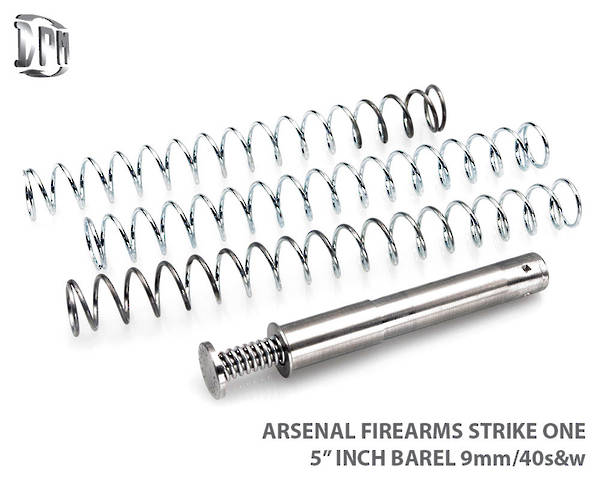 """DPM Recoil Reducer A\F-1 Strike One 5"""" 9mm"""