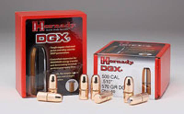 Hornady 400 cal 400grain DGX  #4104