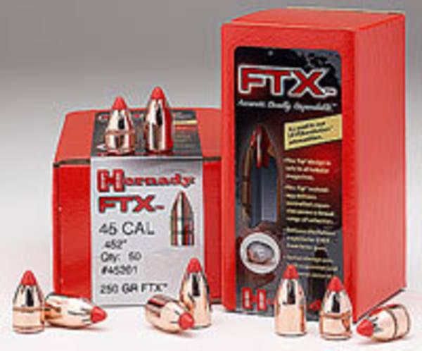 Hornady 44 Cal .430 265 gr FTX® 4305 Box of 50