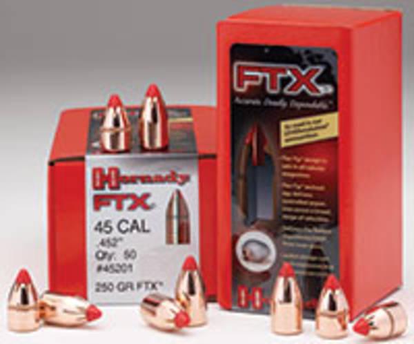 Hornady 45cal .458 325gr FTX #45015