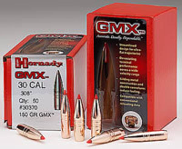Hornady 338cal 185gr GMX 33270