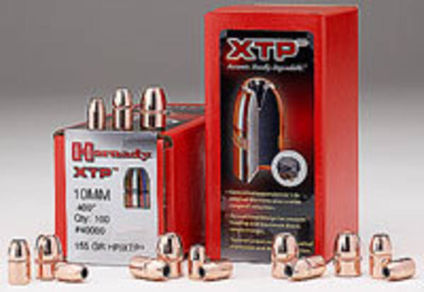 Hornady 38 cal .357 125 gr HP XTP® 35710 Box of 100