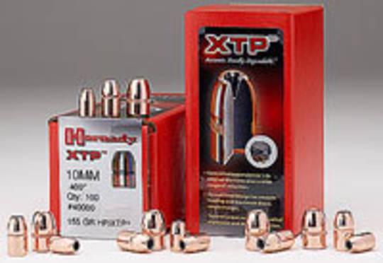 Hornady 45 Cal .452 240 gr XTP® Mag #45220 Box of 100