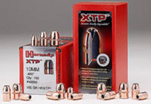 Hornady 45 Cal .452 240 gr XTP® Mag 45220 Box of 100