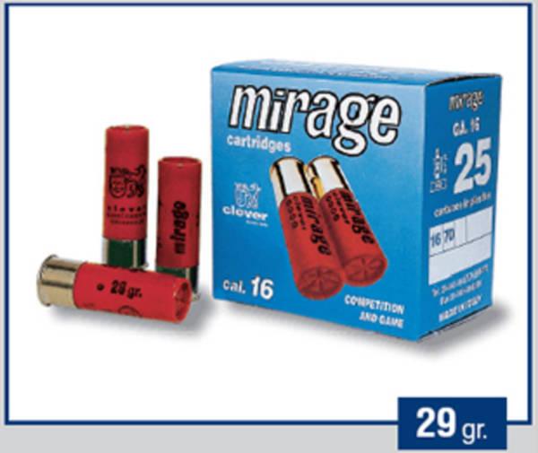 SLAB/250 Clever Mirage 16ga T3 Hunting 29gr #6