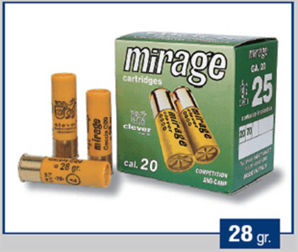 20ga Clever Mirage Cal 20 T3 Hunting #6
