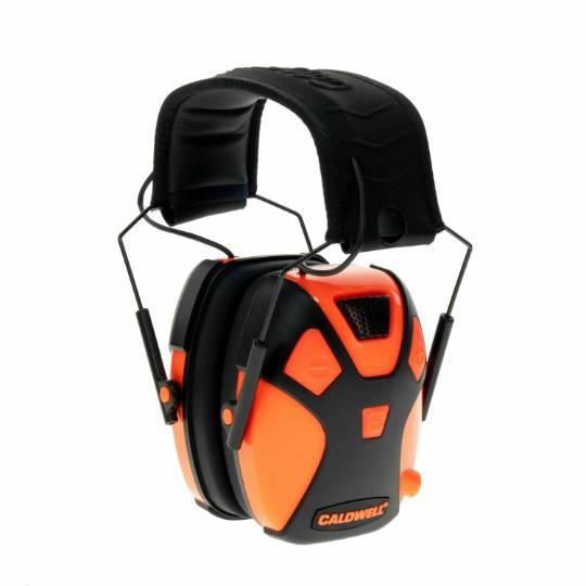 Caldwell E-Max Pro Series Ear Muffs Youth- Orange #1108763