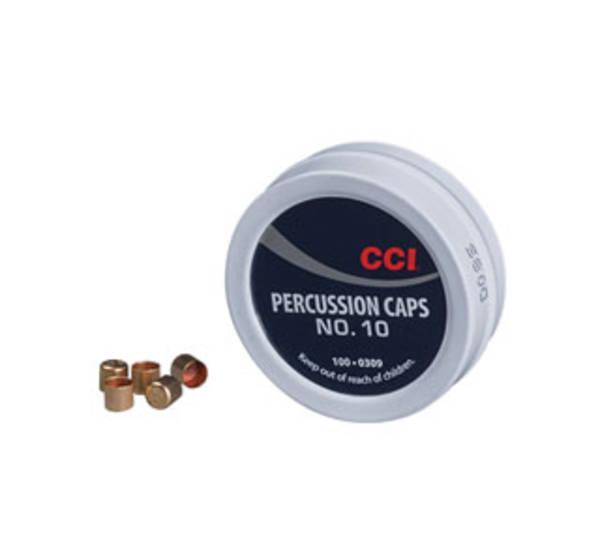 CCI #11 Percussion Caps  x100