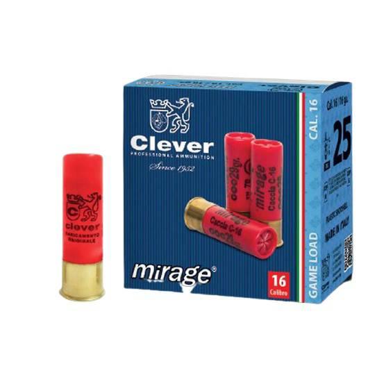 Clever Mirage 16ga T3 Hunting 29gr #7 Slab/250