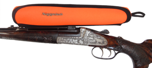 NIGGELOH Scope Cover Medium Orange