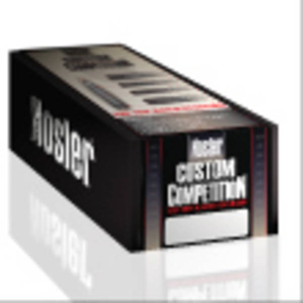 Nosler Custom Competition 22cal 80gr HPBT No25116