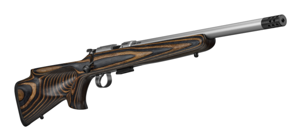 CZ 455 Stainless Laminate Thumbhole .22LR ***SPECIAL PRICE 1 ONLY***