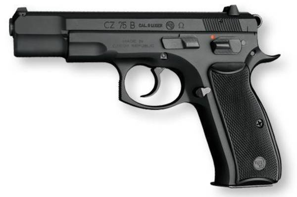 CZ 75B Omega 9mm 16 Round