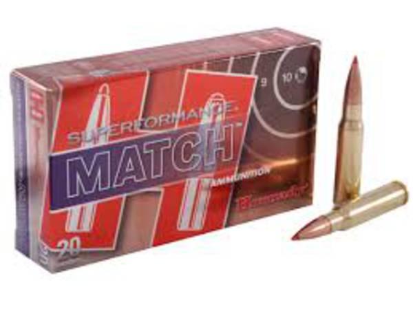 Hornady Superformance 308Win Match 168 gr ELD Match