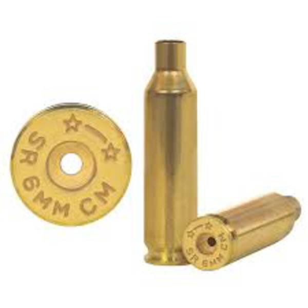 Starline Brass 6mm Creedmoor Small Primer x100