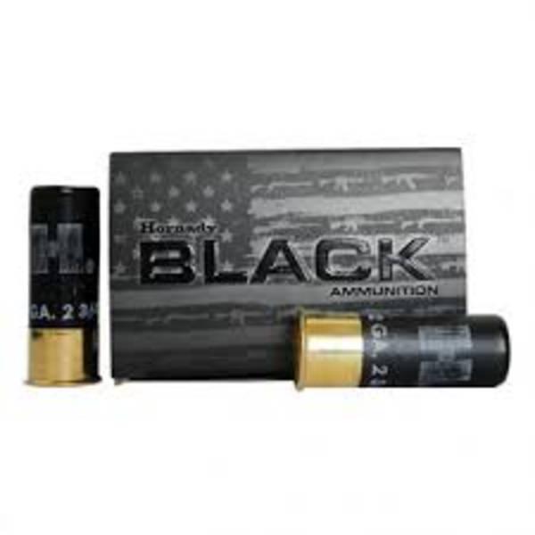 Hornady Black 12ga 00 Buckshot x10 #86249