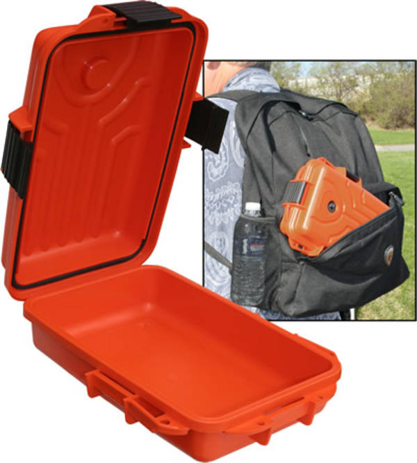 MTM Survivor Dry Box With Compass #S1072-35