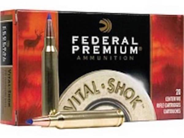 Federal Premium 223 Remington 20 Rounds