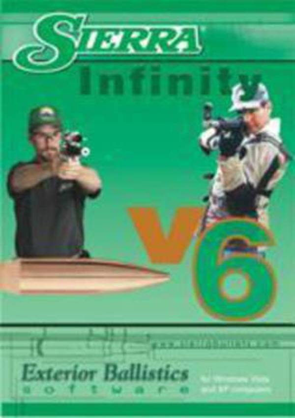 Sierra Infinity version 6 Exterior Ballistic Software