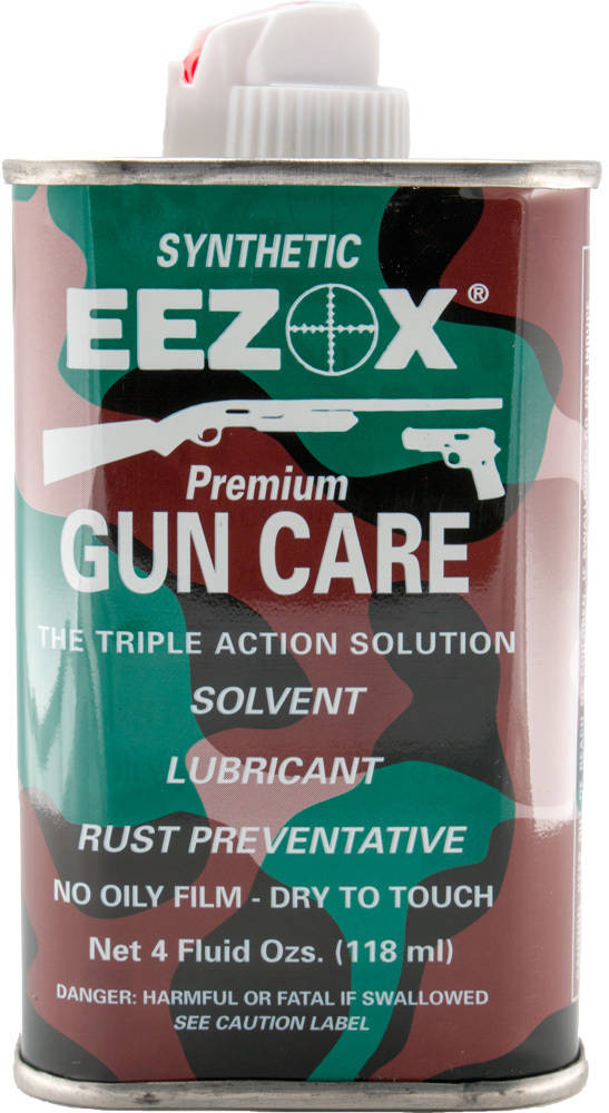 EEZOX Gun Care Milspec 4OZ