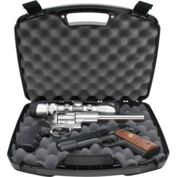 MTM Case Guard Two Pistol Case #809-40