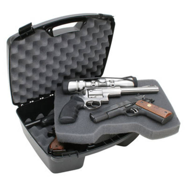 MTM Case Guard Four Pistol Case #811