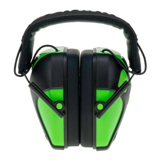 Caldwell E-Max Pro Series Ear Muffs Youth- Green #1103306