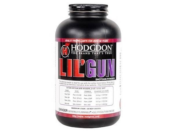 Hodgdon Lilgun 1lb
