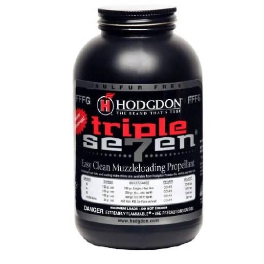 Hodgon Triple Seven Muzzle Loading Propellant FFG