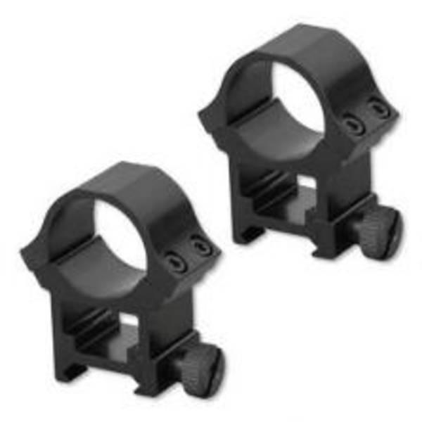 Sun Optics 1' High Weaver Style Sport Rings